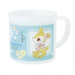 Hummingmint Plastic Cup: Flower