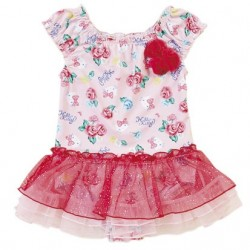 Hello Kitty Swim One-Piece: 110 Dx