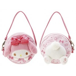 My Melody Coin Purse: Face & Tail