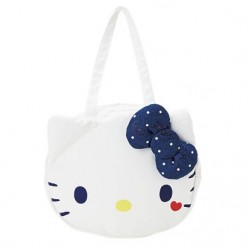 Hello Kitty Tote Bag: Diecut Canvas
