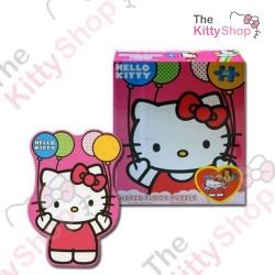 Hello Kitty Shaped Floor Puzzle-50pc