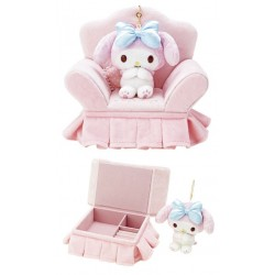 My Melody Jewelry Case: Sofa Mascot
