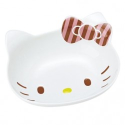 Hello Kitty Stew Plate: Stripe