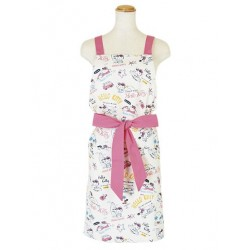 Hello Kitty Apron: Adult Summer