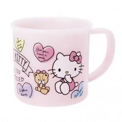 Hello Kitty Plastic Cup: Heart