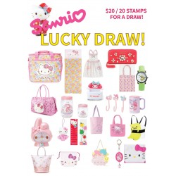 Lucky Draw 1809