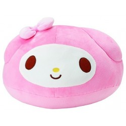 My Melody Squeezable Cushion L: