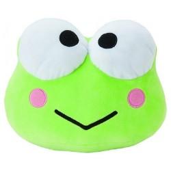Keroppi Squeezable Cushion :