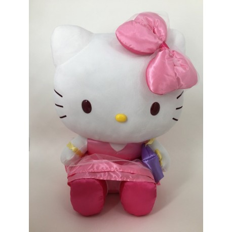 Hello Kitty 18inch Plush Rose