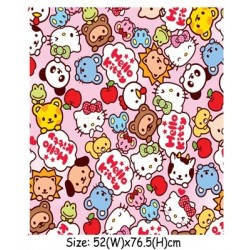 Hello Kitty Wrapping Paper-Pattern (52cm x 76cm)