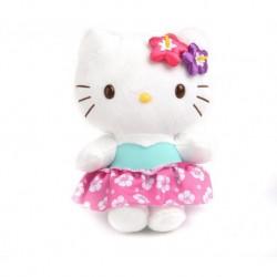 Hello Kitty 8inch Plush: Hibiscus