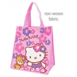 Hello Kitty Shopping Bag: Hibiscus