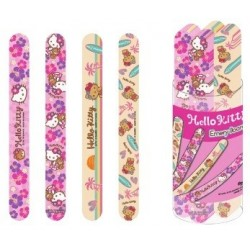 Hello Kitty Emery Board Assorted: Hbbiscus Beach