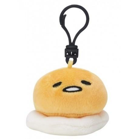 Gudetama Mascot Plush with Clip: Nkk