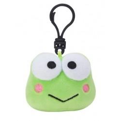 Keroppi Mascot Plush with Clip: Nkk
