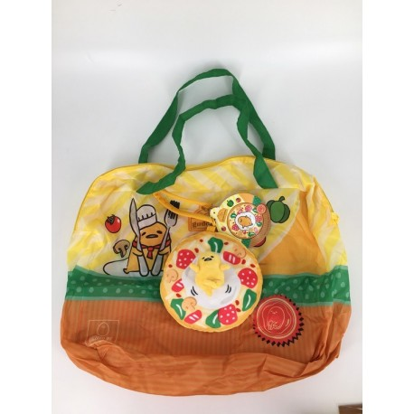 Gudetama Foldable Bag Chef