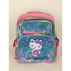 Hello Kitty 16inch Backpack Sea
