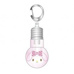 My Melody Key Chain Light Bulb: