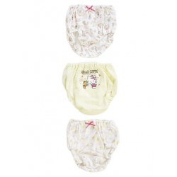 Hello Kitty 3 Pk Panties: 100 Talk