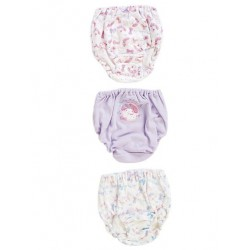My Melody 3 Pk Panties: 110 Rosette
