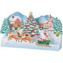 Hello Kitty Xmas Card:Jx 82-8
