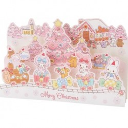 My Melody Xmas Card:Jx 83-8