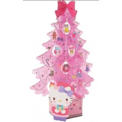 Hello Kitty Xmas Card:Jx 87-8