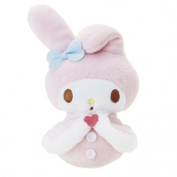 My Melody Petite Mascot: Winter