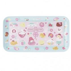 Assorted Plastic Plate: Wakashi