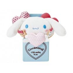 Cinnamoroll Plush: Heart