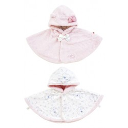 Hello Kitty Baby Cape: Pink