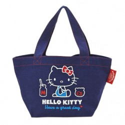 Hello Kitty Mini Tote: Canvas Logo