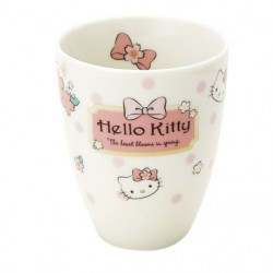 Hello Kitty Tea Cup: Cherry Blossom