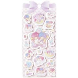 Little Twin Stars Felt Stickers: