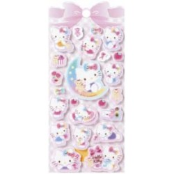 Hello Kitty Felt Stickers: