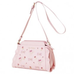 My Melody Shoulder Bag: Quilt Embr