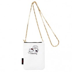Hello Kitty Shoulder Pouch with Chain