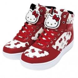 Hello Kitty Sneakers: Adult Medium