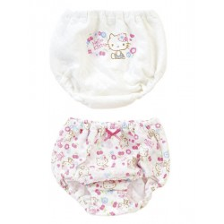 Hello Kitty 2P Panty: 120 Quilt