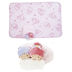 Little Twin Stars Blanket & Case: Soft