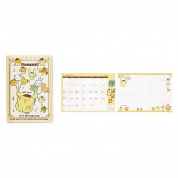 Pompompurin Pocketable Datebook: 2019
