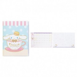 Cinnamoroll Schedule Notebook: A5 2019