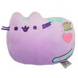 Pusheen Cushion Lying: Purple