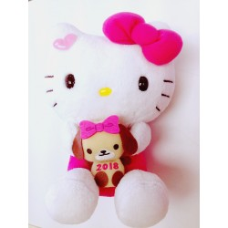Hello Kitty Plush For Surprise Bag: