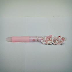 My Melody Erasable Frixion 3 Colour Ballpoint Pen
