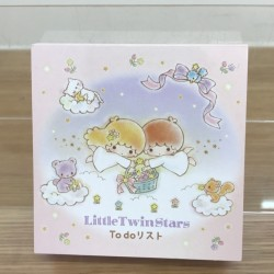 Little Twin Stars Schedul Book