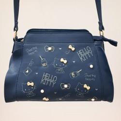 Hello Kitty Shoulder Bag: Quilt Embr
