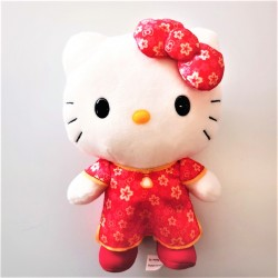 Hello Kitty 7inch Plush Cny Festive