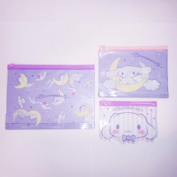 Cinnamoroll 3Pcs Vinyl Case: