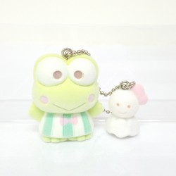 Keroppi Key Chain with Msct: Flocky